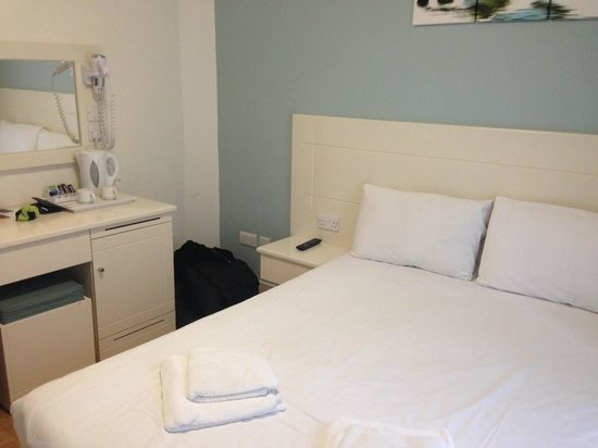 Pembury Hotel: Double Bedroom