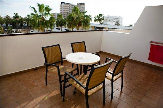 Iberostar Las Dalias: Балкон