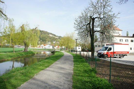 Schattenhofer Brauereigasthof: Sulzpark direkt am Hotel