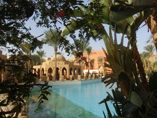 Safaga Palace Resort : Gepflegte Anlage