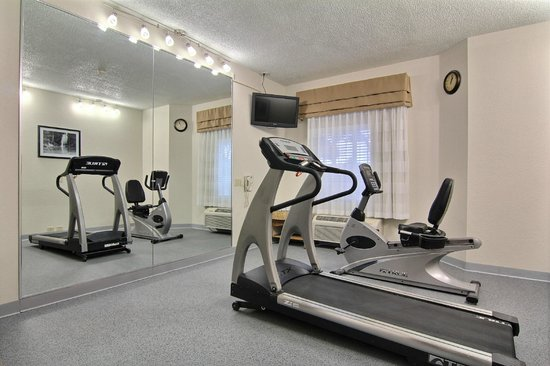 Sleep Inn: Fitness Center