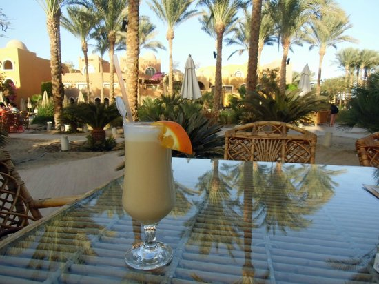 Safaga Palace Resort : Red Sea Special in der Sunset Bar
