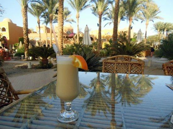 Safaga Palace Resort : Red Sea Special in der Sunset Bar