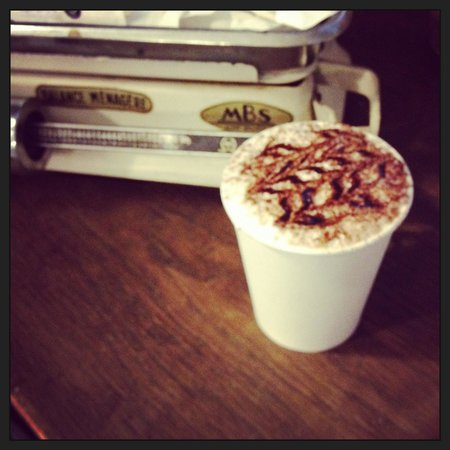 Coffee and Go: Cappuccino