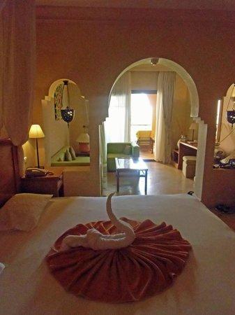 Safaga Palace Resort : Schlafen am liebsten 1001 Nächte