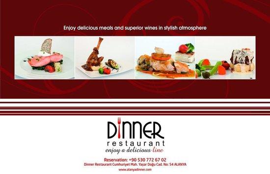 Dinner Restaurant: food