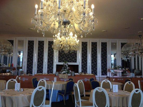 Olympik Hotel Prague: Sala colazione