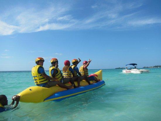 banada boat picture of beaches negril resort spa negril rh tripadvisor com