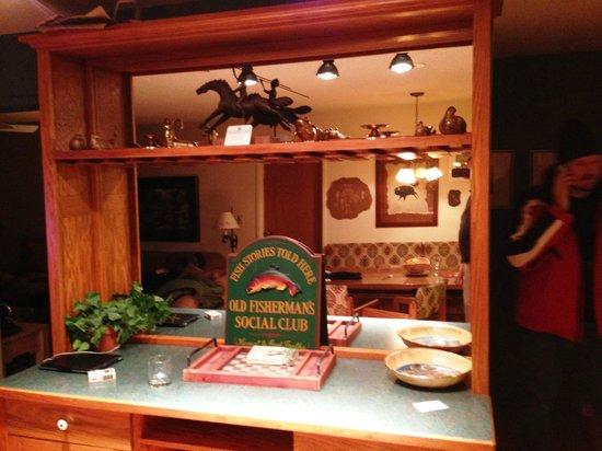Bear Claw Condominiums : Room Decor  - #516