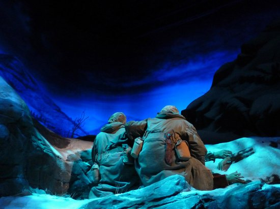 National Museum of the Marine Corps: Frozen Chosin