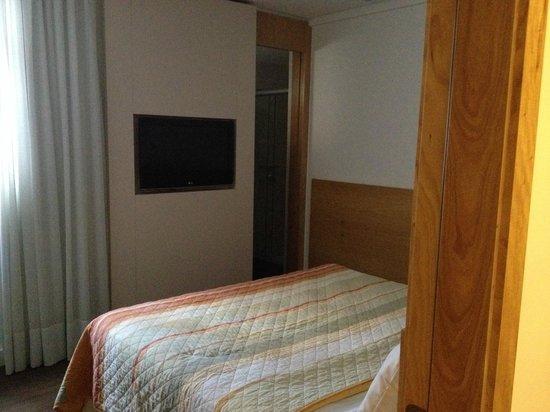 Ipanema Inn: led al lado el baño