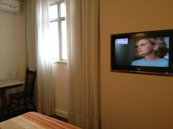 Ipanema Inn: habitacion