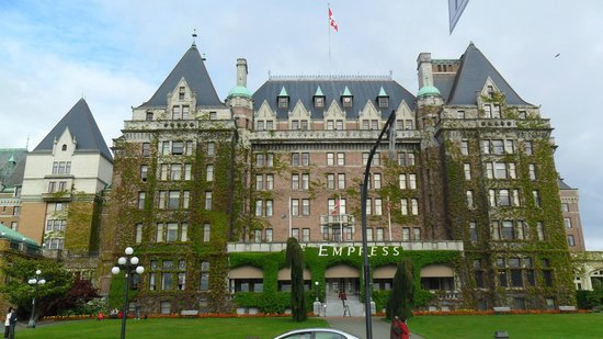 Empress Hotel National Historic Site of Canada : Fairmont Empress Hotel