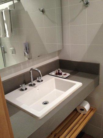 Ipanema Inn: Baño muy moderno