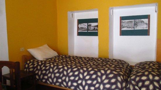 Hospedaje Familiar Kitamayu : habitación doble twin