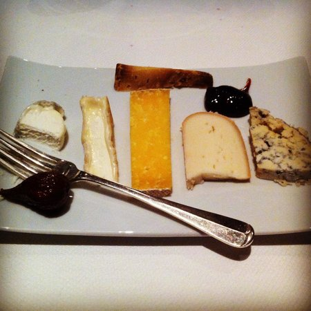 Vinkeles: cheese selection