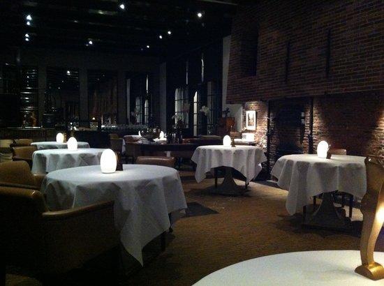 Vinkeles: restaurant