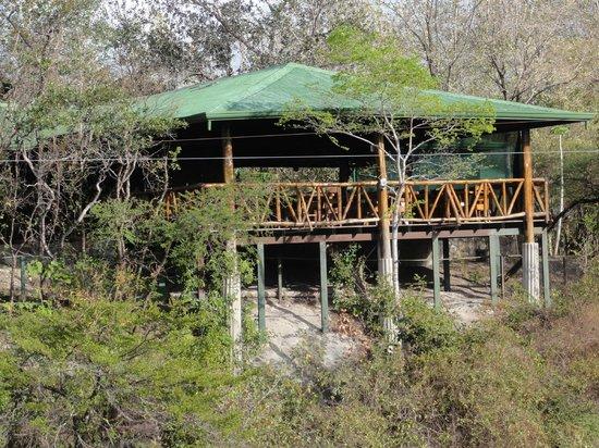 Canon de la Vieja Lodge : Comedor