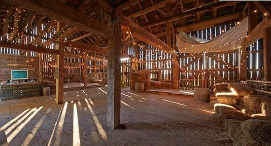 By Chadsey's Cairns Winery and Vineyard: Ontario's barns are its rural cathedrals