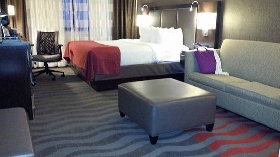 Holiday Inn Atlanta - Perimeter / Dunwoody : Room