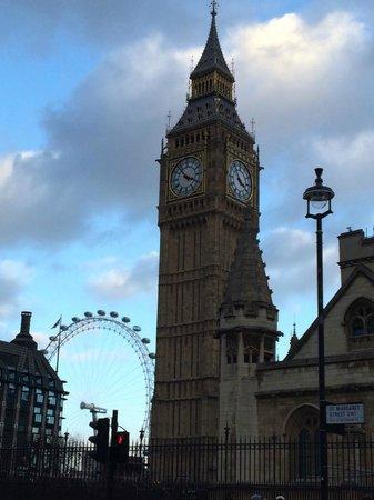 London Cabbie Tours - Private Tours: Big Ben