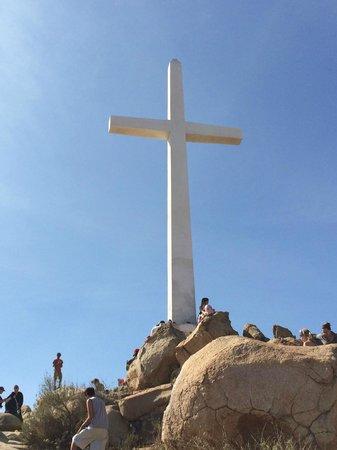 Mount Rubidoux Park: Mt. Rubidoux Cross
