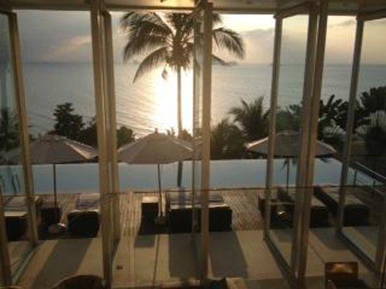 Villa Beige: view