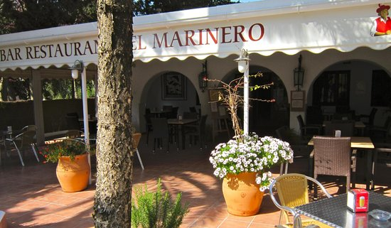 Restaurante Fuente del Gallo - El Marinero