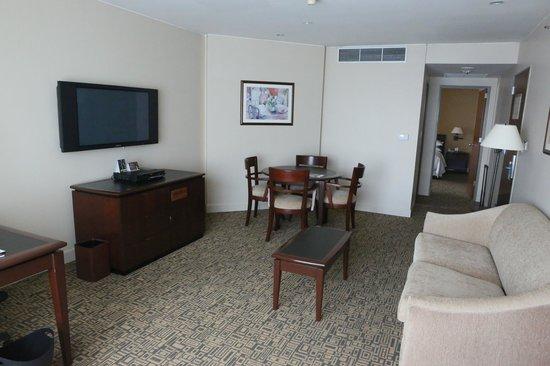 Sheraton Guayaquil Hotel: Гостиная