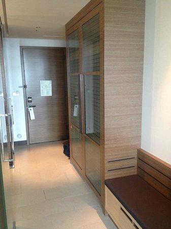 Sheraton Seoul D Cube City Hotel : Hallway