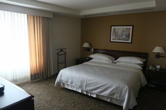 Sheraton Guayaquil Hotel : Спальня
