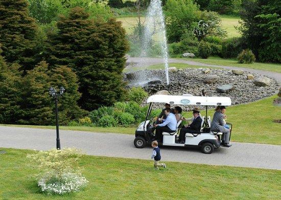 Fernhill House Hotel: Gardens