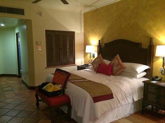 Sheraton Grand Los Cabos Hacienda del Mar : king bed room