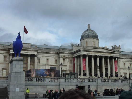 SANDEMANs NEW Europe - London: National Gallery