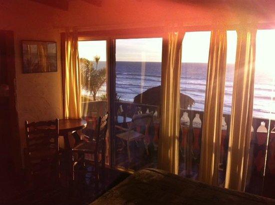La Fonda Hotel & Restaurant: room #12