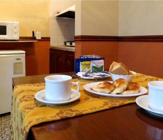 Apart Hotel Ref: Pequeño estar-comedor