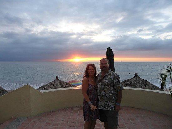 Canto Del Sol Plaza Vallarta: Gorgeous Sunsets