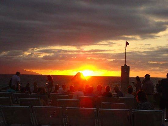 Canto Del Sol Plaza Vallarta: Sunset