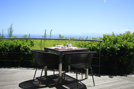 Grootbos Private Nature Reserve: Restaurant (Garden Lodge)