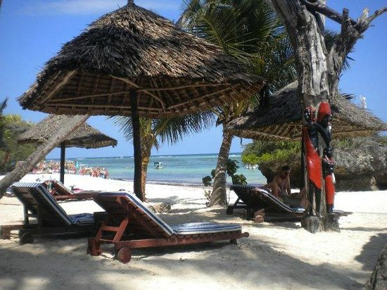 Leopard Beach Resort & Spa: relax!
