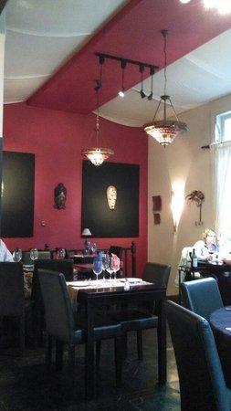 Restaurante Tandory: Ambiente