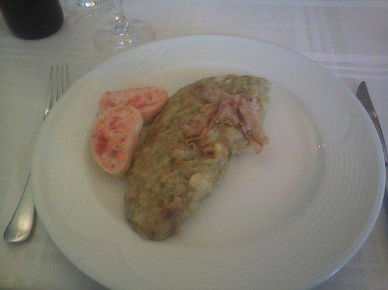 Restaurant Vilanova: Trintxat