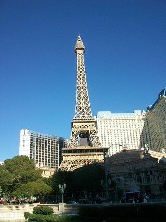 Eiffel Tower Experience at Paris Las Vegas : Eiffel Tower-Paris Las Vegas