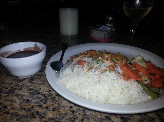 Mo's Restaurant: Dinner, Mo's style