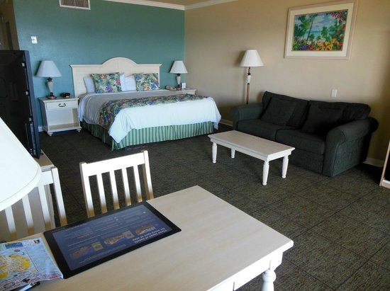 BEST WESTERN Key Ambassador Resort Inn: Ocean View Room w/King Bed Best Western Key Ambassador