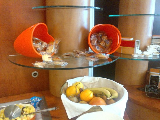 Brit Hotel Nantes Vigneux - L'Atlantel : pdj