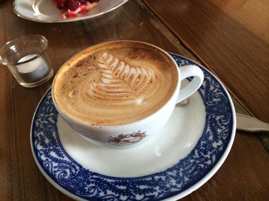 KaffeeKlatsch: Гевюрцкафе