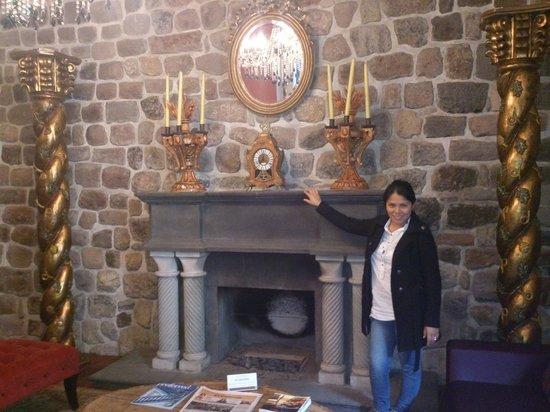 Aranwa Cusco Boutique Hotel: Sala de espera