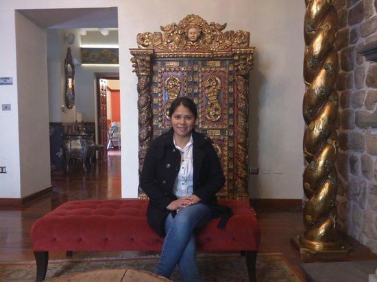 Aranwa Cusco Boutique Hotel: Pasadizos