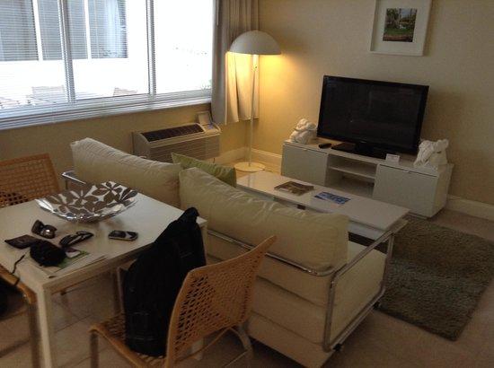 Tranquilo: Living room